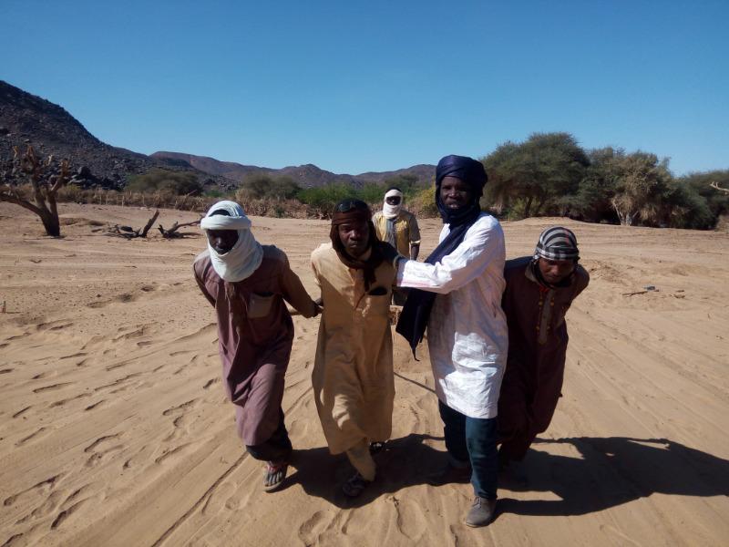 <b>Contribuer à l&#8217;émergence d&#8217;un centre de formation et d&#8217;une école (Niger)