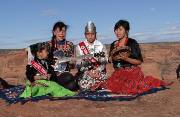 Agroecology diffusion (Navajo Territory USA)