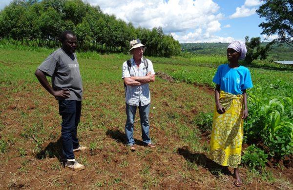 Accompagner et former les populations paysannes
